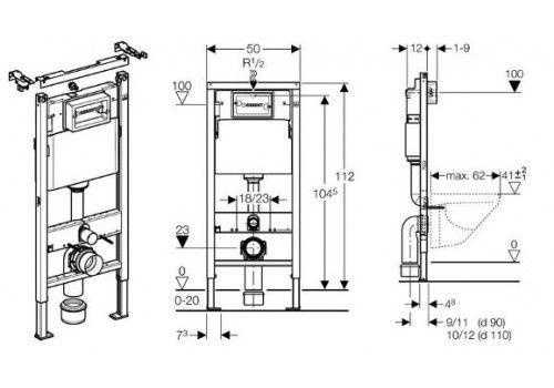 geberit unterputz sp lkasten einbauen geberit kombifix element f r wand wc 108 cm m sigma up. Black Bedroom Furniture Sets. Home Design Ideas