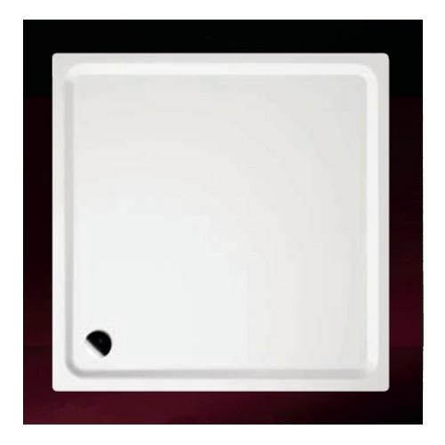 kaldewei superplan avantgarde stahl duschwanne 391 1 100 x 100 cm 447000010001 design in bad. Black Bedroom Furniture Sets. Home Design Ideas