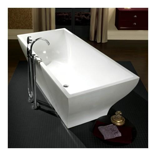 v b villeroy boch la belle quaryl badewanne freistehend 180 x 80 ablauf ebay. Black Bedroom Furniture Sets. Home Design Ideas