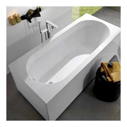 villeroy boch badewanne rechteck oberon 1800x800 bq180obe2v design in bad. Black Bedroom Furniture Sets. Home Design Ideas
