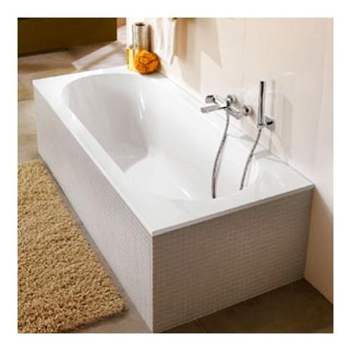 villeroy boch oberon rechteck badewanne quaryl 170 x 70. Black Bedroom Furniture Sets. Home Design Ideas