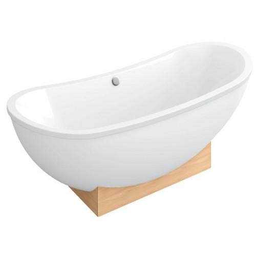 villeroy boch my nature badewanne spezielle form 190x80 cm design in bad. Black Bedroom Furniture Sets. Home Design Ideas