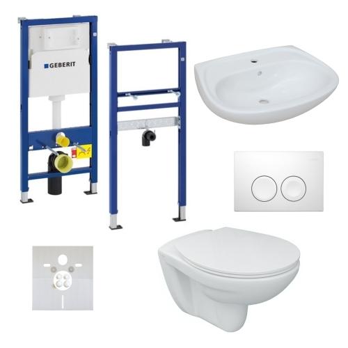 Sonstige wc waschtisch set mit vorwandelementen und for Bad und wc design