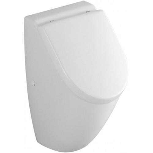 villeroy boch absaug urinal subway 29x53x31cm 751301 design in bad. Black Bedroom Furniture Sets. Home Design Ideas