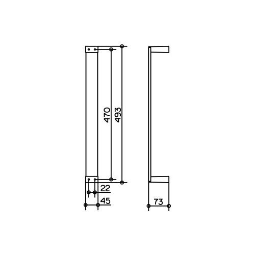 keuco handtuchhalter edition 11 11170 f r g stehandt cher verchromt design in bad. Black Bedroom Furniture Sets. Home Design Ideas