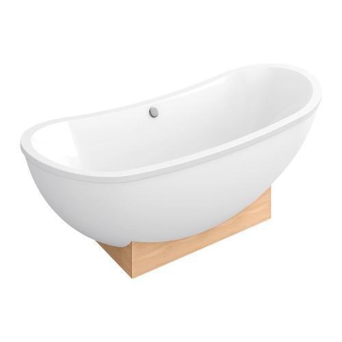 kleine freistehende badewanne gnstig das beste aus wohndesign und m bel inspiration. Black Bedroom Furniture Sets. Home Design Ideas
