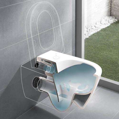 villeroy boch subway 2 0 tiefsp l wc sp lrandlos set mit wc sitz design in bad. Black Bedroom Furniture Sets. Home Design Ideas