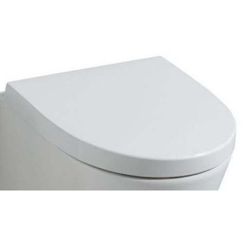 keramag flow wc sitz absenkautomatik 575950 design in bad. Black Bedroom Furniture Sets. Home Design Ideas
